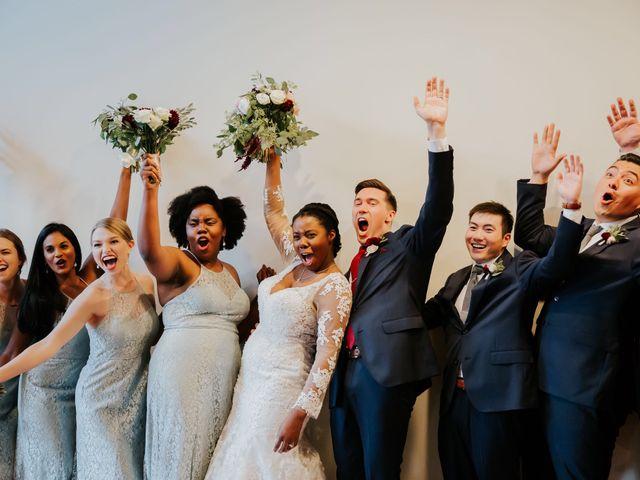 Matthew and Grace's Wedding in Long Beach, California 122