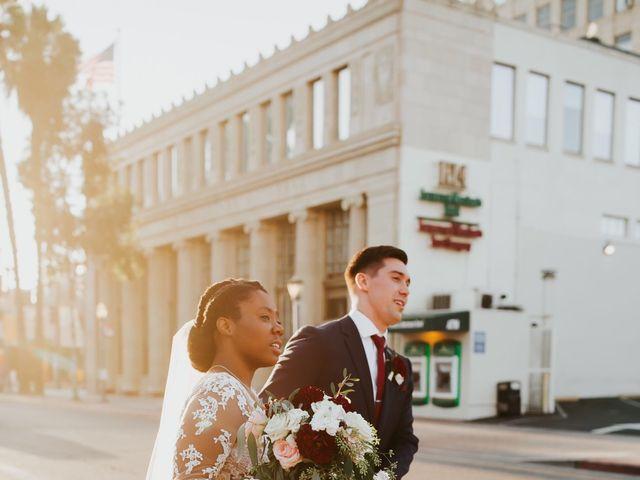 Matthew and Grace's Wedding in Long Beach, California 130