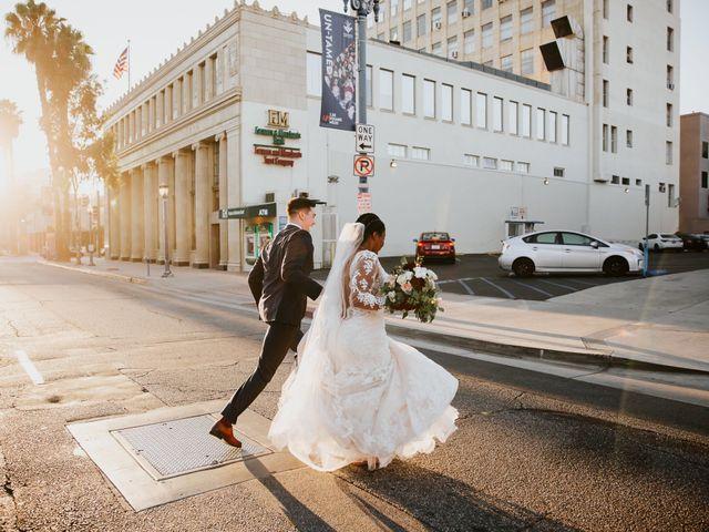 Matthew and Grace's Wedding in Long Beach, California 2
