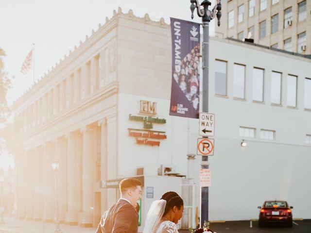 Matthew and Grace's Wedding in Long Beach, California 131
