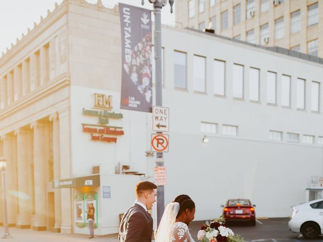 Matthew and Grace's Wedding in Long Beach, California 132