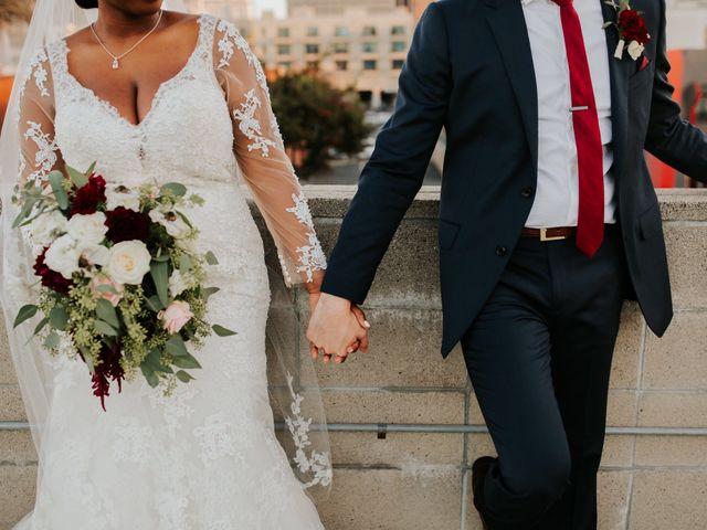 Matthew and Grace's Wedding in Long Beach, California 136