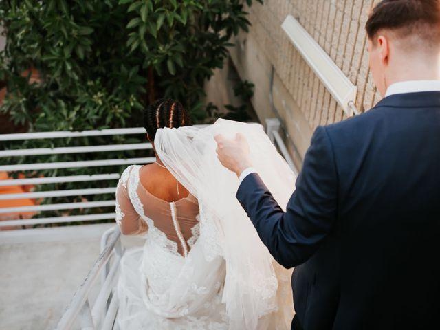 Matthew and Grace's Wedding in Long Beach, California 140