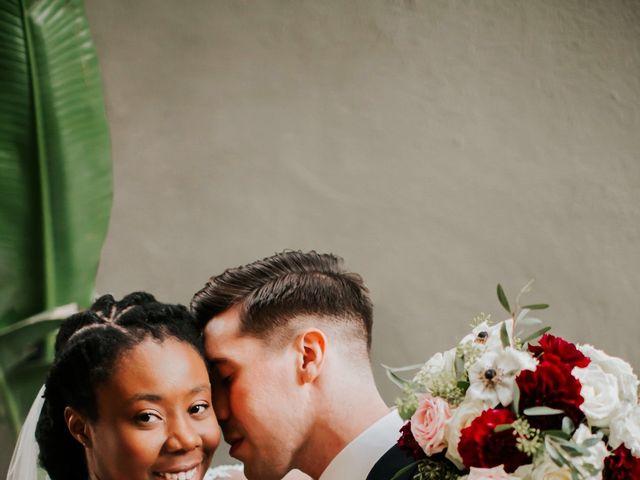 Matthew and Grace's Wedding in Long Beach, California 141
