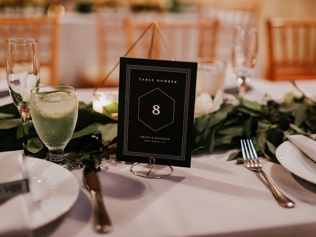 Matthew and Grace's Wedding in Long Beach, California 152