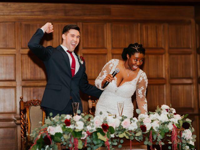 Matthew and Grace's Wedding in Long Beach, California 160