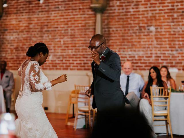 Matthew and Grace's Wedding in Long Beach, California 166