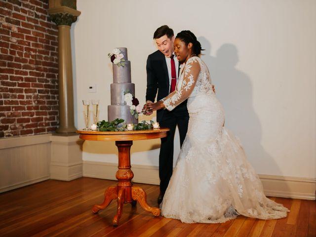 Matthew and Grace's Wedding in Long Beach, California 170