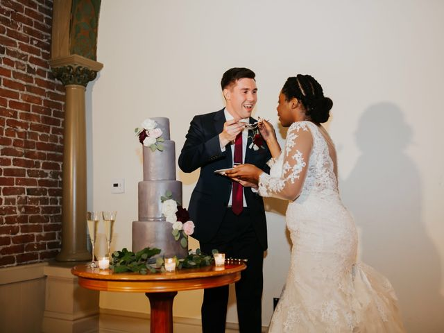 Matthew and Grace's Wedding in Long Beach, California 171