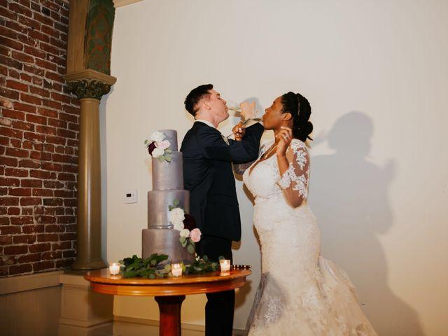 Matthew and Grace's Wedding in Long Beach, California 172