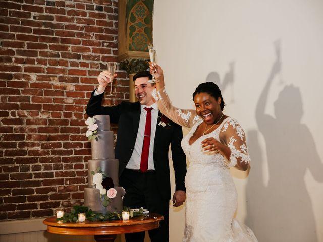 Matthew and Grace's Wedding in Long Beach, California 173
