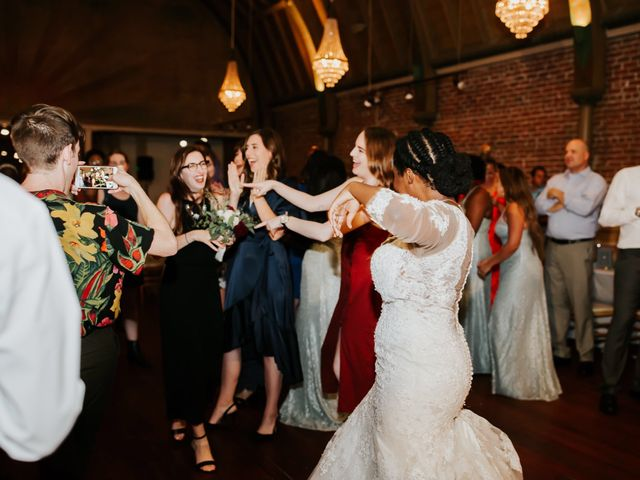 Matthew and Grace's Wedding in Long Beach, California 176