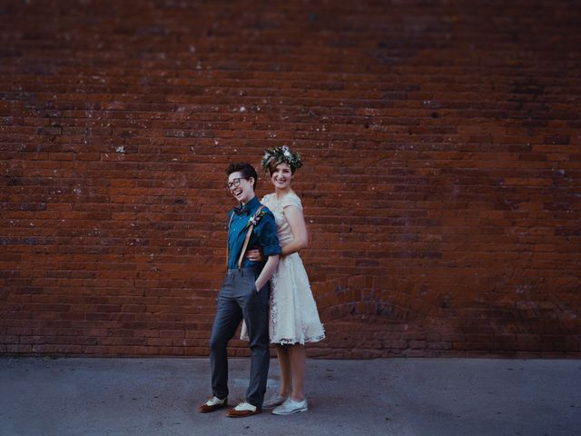 Ashleigh and Nik's Wedding in Colorado Springs, Colorado 2