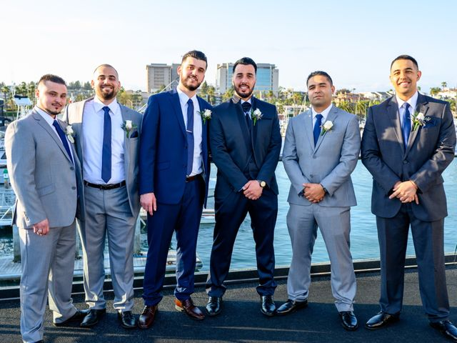 Moe and Leticia's Wedding in Newport Beach, California 17
