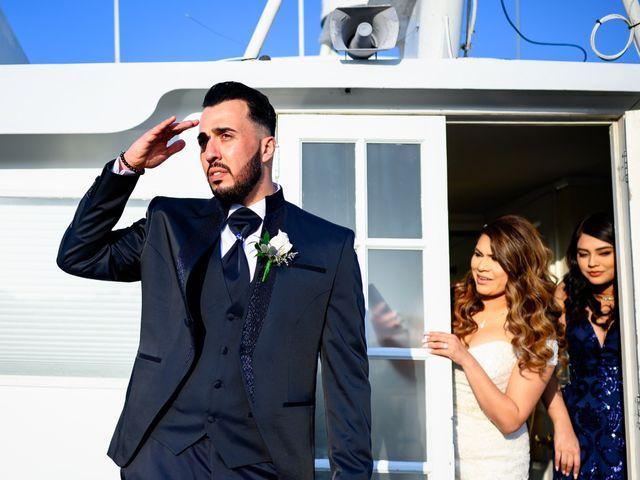 Moe and Leticia's Wedding in Newport Beach, California 8