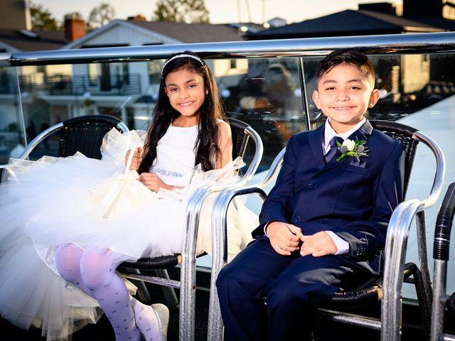 Moe and Leticia's Wedding in Newport Beach, California 26