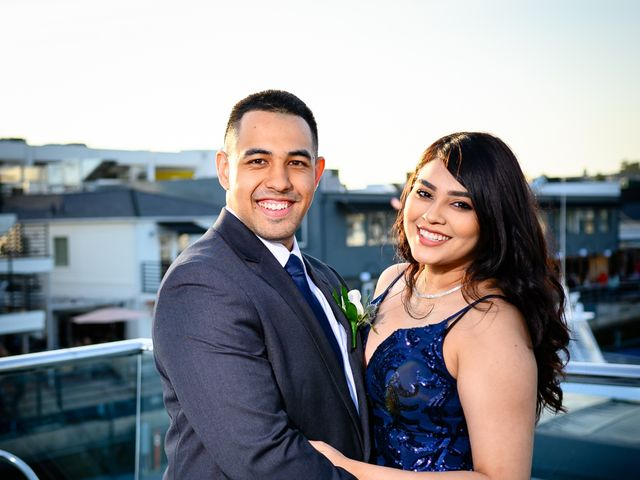 Moe and Leticia's Wedding in Newport Beach, California 27