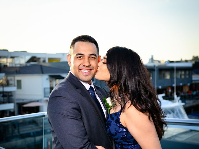 Moe and Leticia's Wedding in Newport Beach, California 28