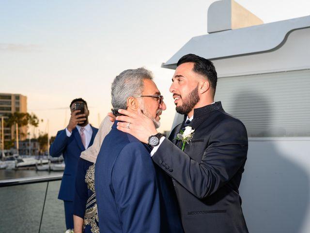Moe and Leticia's Wedding in Newport Beach, California 36