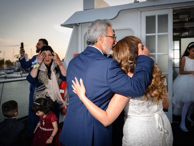 Moe and Leticia's Wedding in Newport Beach, California 37