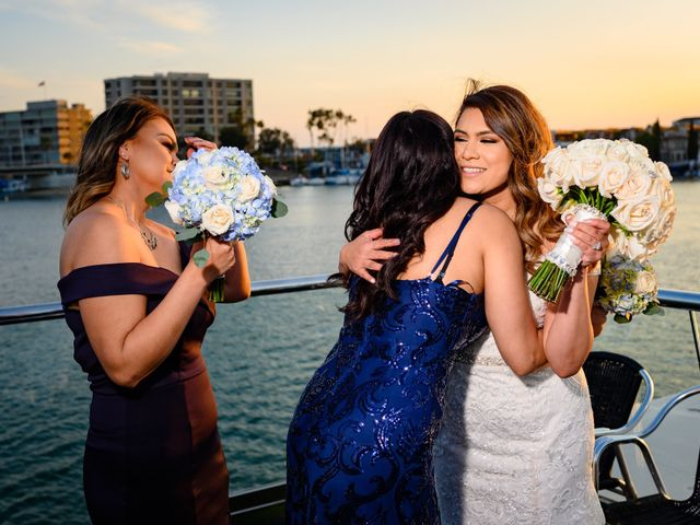 Moe and Leticia's Wedding in Newport Beach, California 38