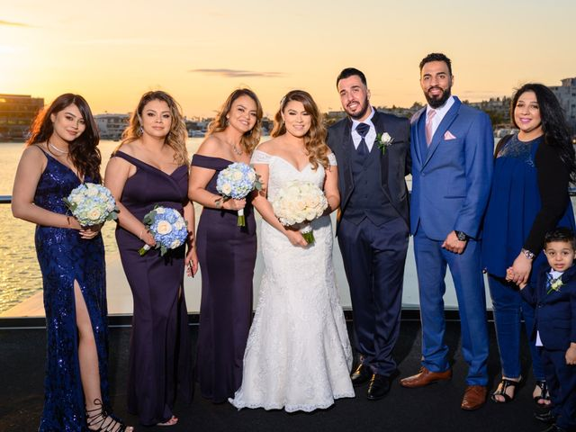 Moe and Leticia's Wedding in Newport Beach, California 39