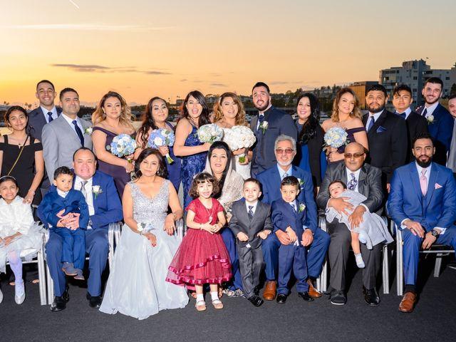 Moe and Leticia's Wedding in Newport Beach, California 40
