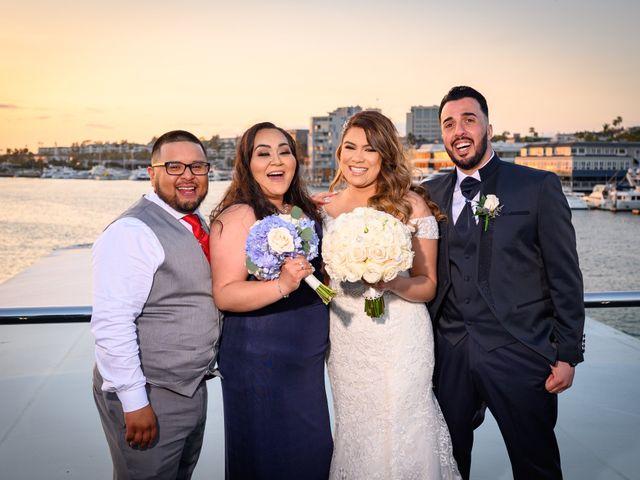 Moe and Leticia's Wedding in Newport Beach, California 41