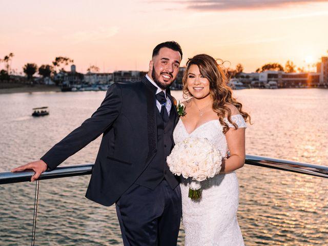Moe and Leticia's Wedding in Newport Beach, California 6