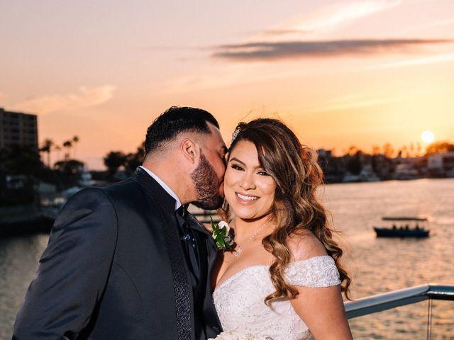 Moe and Leticia's Wedding in Newport Beach, California 7