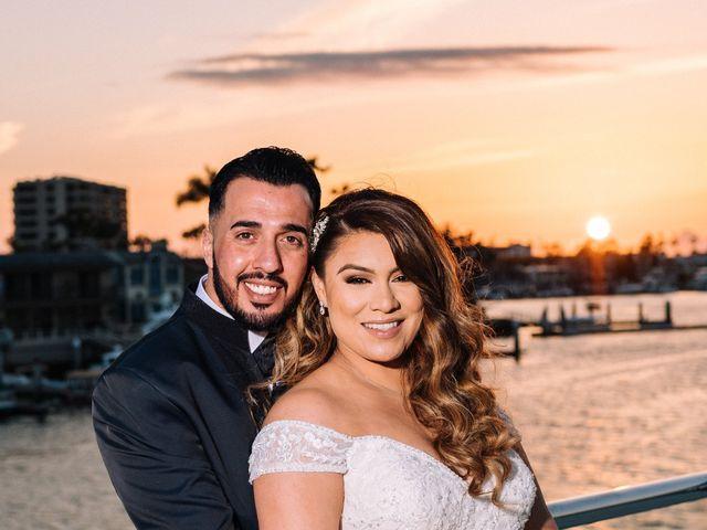 Moe and Leticia's Wedding in Newport Beach, California 5