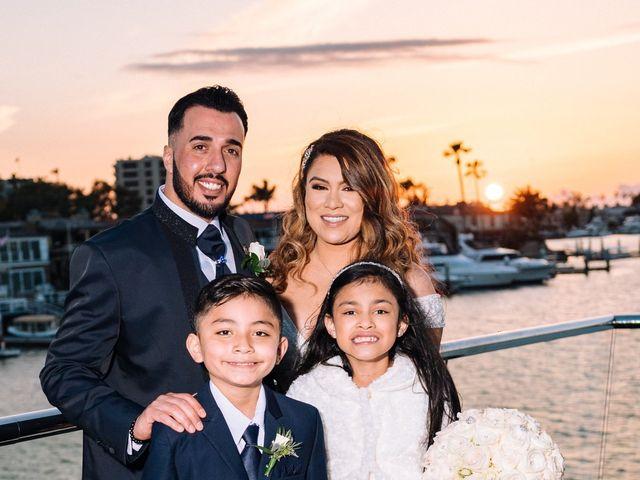 Moe and Leticia's Wedding in Newport Beach, California 42