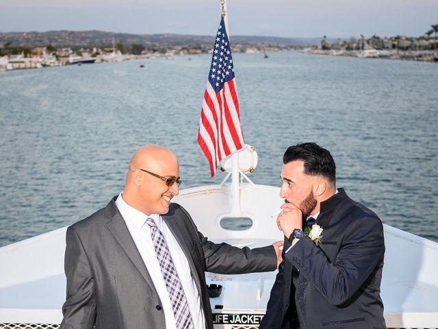 Moe and Leticia's Wedding in Newport Beach, California 43