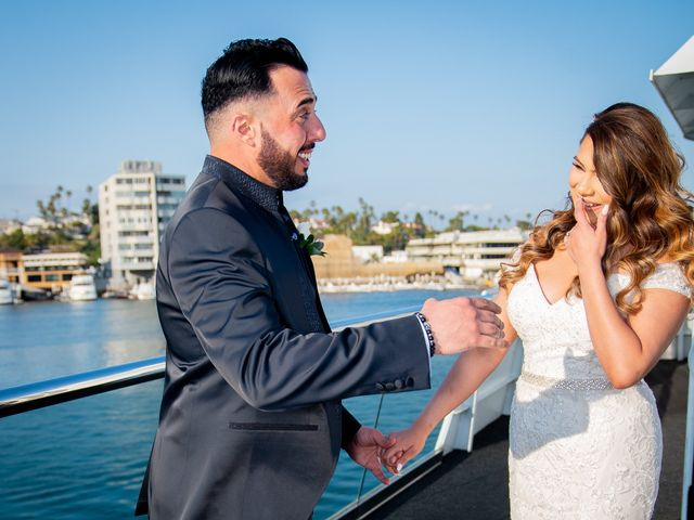Moe and Leticia's Wedding in Newport Beach, California 10