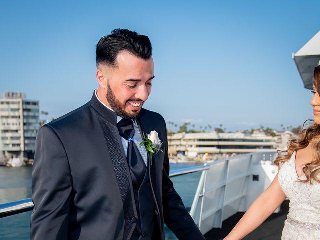Moe and Leticia's Wedding in Newport Beach, California 12