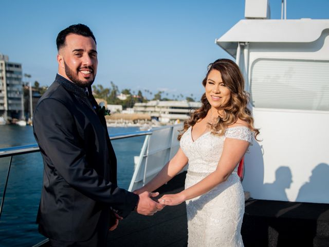 Moe and Leticia's Wedding in Newport Beach, California 13