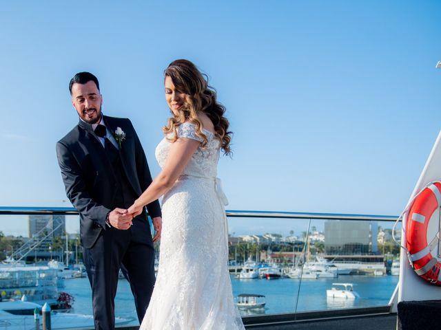 Moe and Leticia's Wedding in Newport Beach, California 14