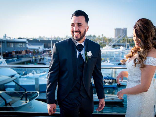 Moe and Leticia's Wedding in Newport Beach, California 15