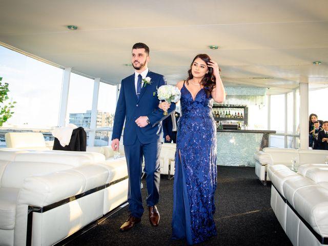 Moe and Leticia's Wedding in Newport Beach, California 48