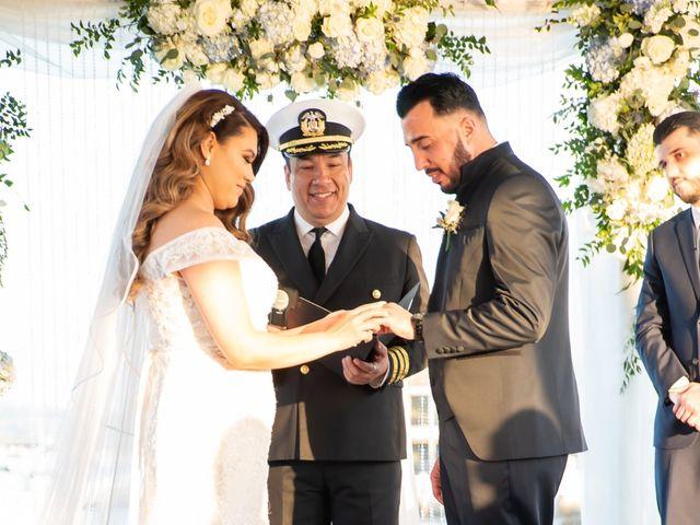Moe and Leticia's Wedding in Newport Beach, California 57