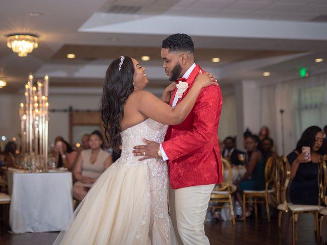 Rachel and Solomon's Wedding in Columbia, South Carolina 5