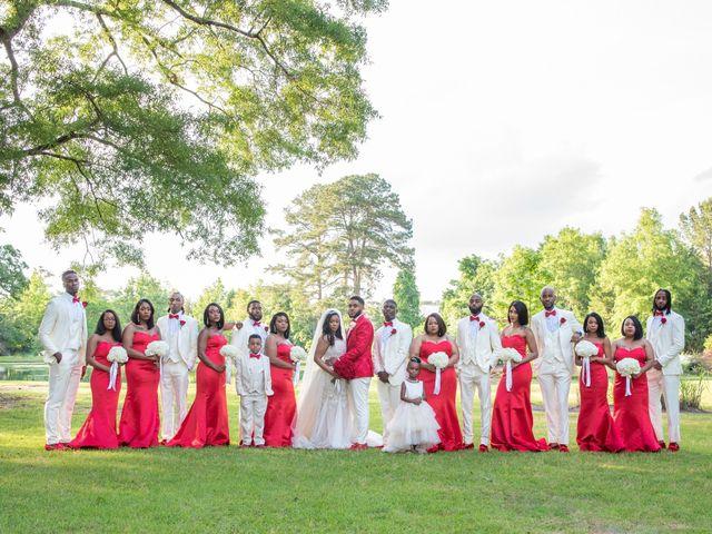 Rachel and Solomon's Wedding in Columbia, South Carolina 6