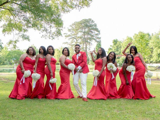 Rachel and Solomon's Wedding in Columbia, South Carolina 8
