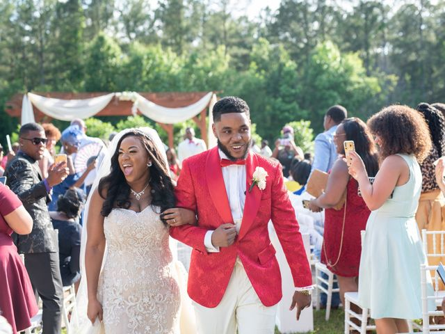 Rachel and Solomon's Wedding in Columbia, South Carolina 10