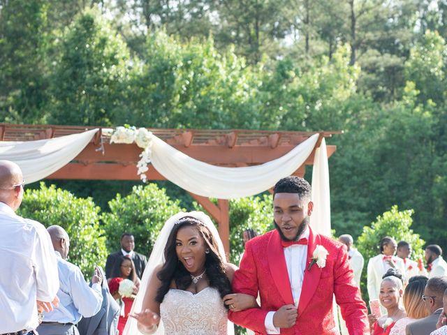 Rachel and Solomon's Wedding in Columbia, South Carolina 11