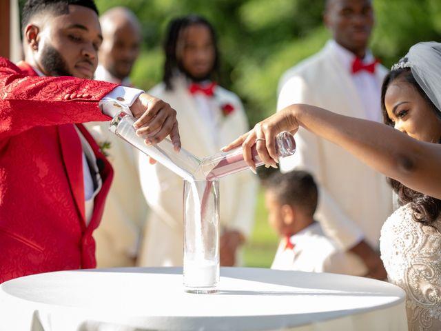 Rachel and Solomon's Wedding in Columbia, South Carolina 12