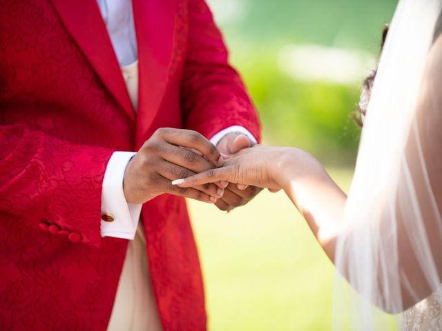 Rachel and Solomon's Wedding in Columbia, South Carolina 14