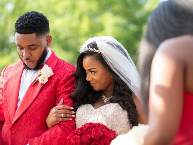 Rachel and Solomon's Wedding in Columbia, South Carolina 15
