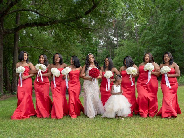 Rachel and Solomon's Wedding in Columbia, South Carolina 25
