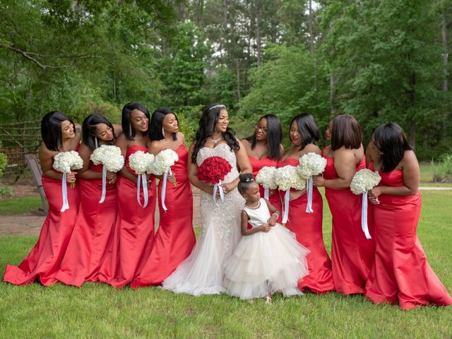 Rachel and Solomon's Wedding in Columbia, South Carolina 26
